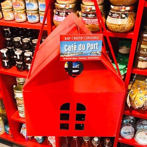 Box Panier Garni