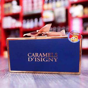 Caramels d'isigny en coffret 125 grammes