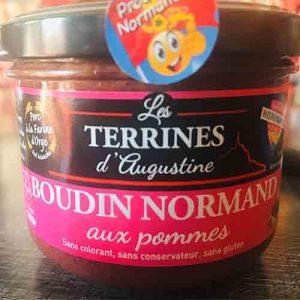 Boudin Normand aux Pommes 190 gr