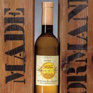 Vin normand IGP : rouge/blanc au choix