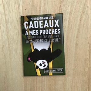 Magnet Panda cadeau