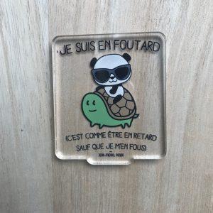 Magnet Panda Foutard