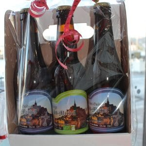 Coffret 3 bières de Brasserie de la Baie