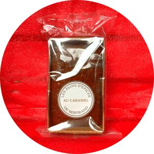 Les Pains d'épices de Bertrand au caramel