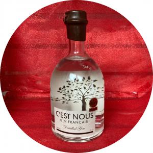 C'est nous, Gin Français Distilled Gin