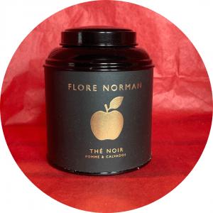 Thé noir à la pomme & calvados Flore Normand